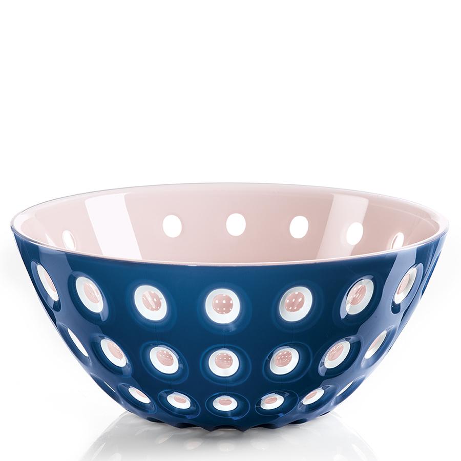 Купить Салатница Guzzini Le Murrine 25 см темно-синяя 279425160