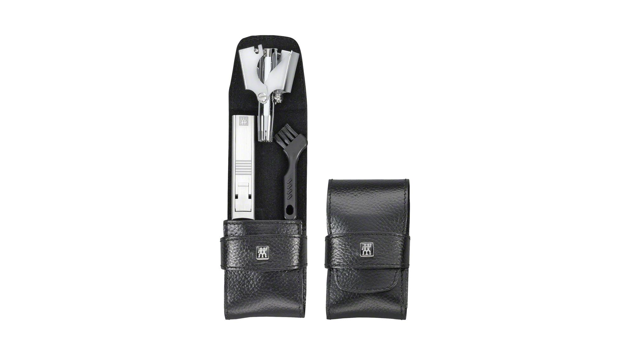 Купить Маникюрный набор 3 пр. TWINOX 3 черный мужской Zwilling 97106-004