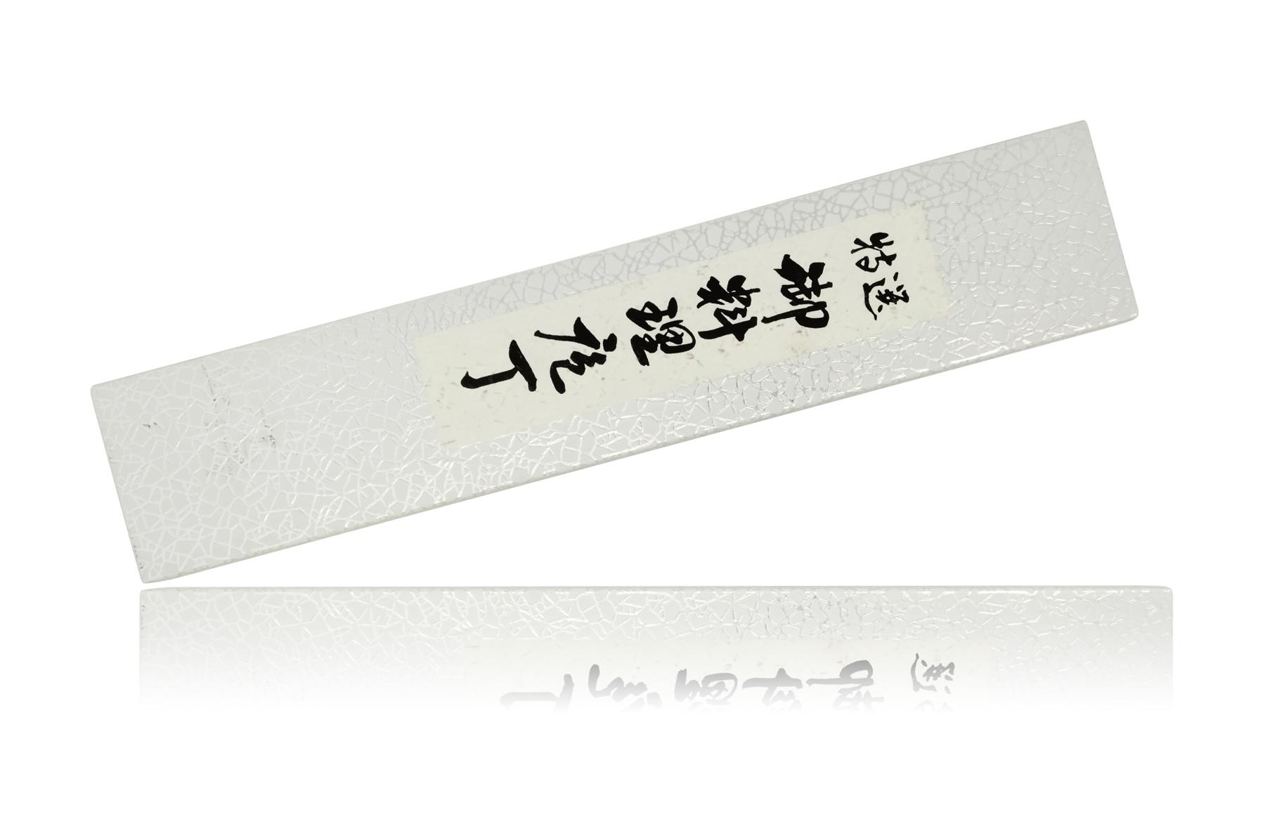Выкидной нож Корсиканец 2, цвет белый