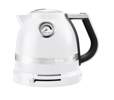 Чайник электрический 1,5л KitchenAid Artisan (Морозный жемчуг) 5KEK1522EFP