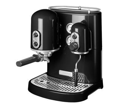 Кофеварка KitchenAid Artisan Espresso (Черный) 5KES2102EOB