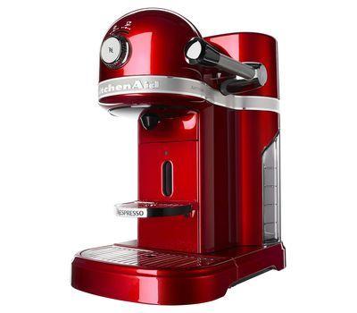 Кофемашина капсульная 1,4л KitchenAid Artisan Nespresso (Карамельное яблоко) 5KES0503ECA