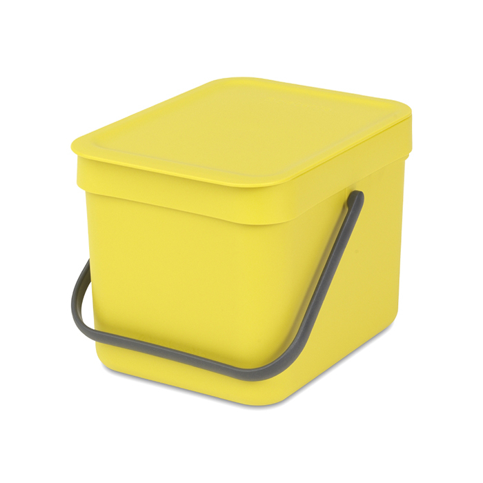 Купить Ведро для мусора SORT&GO 6л Brabantia 109683