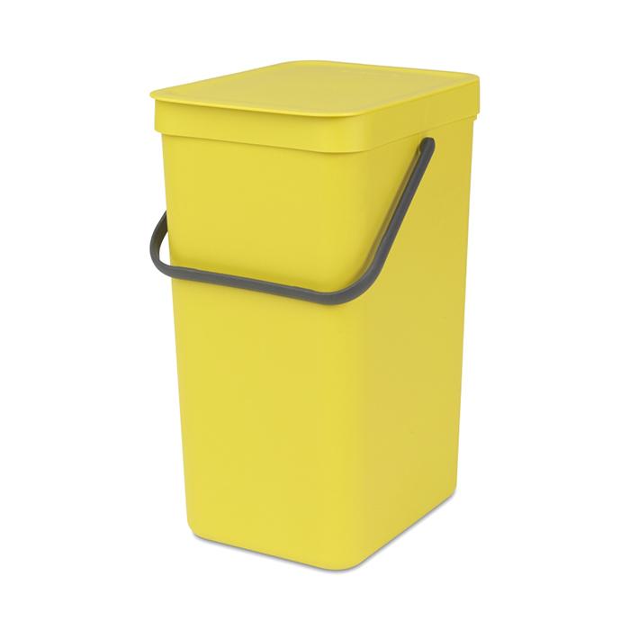 Купить Ведро для мусора SORT&GO 16л Brabantia 109867