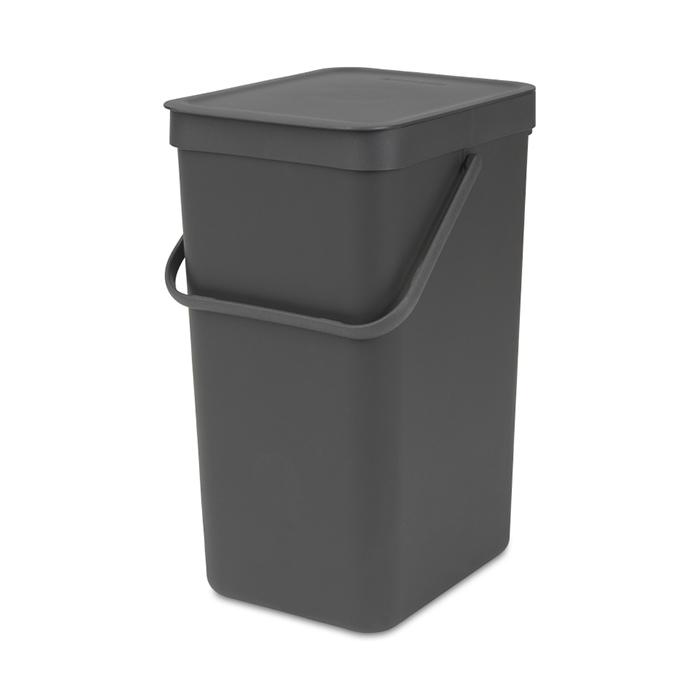 Купить Ведро для мусора SORT&GO 16л Brabantia 109966
