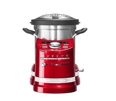 Процессор кулинарный 4,5л KitchenAid Artisan (Красный) 5KCF0103EER