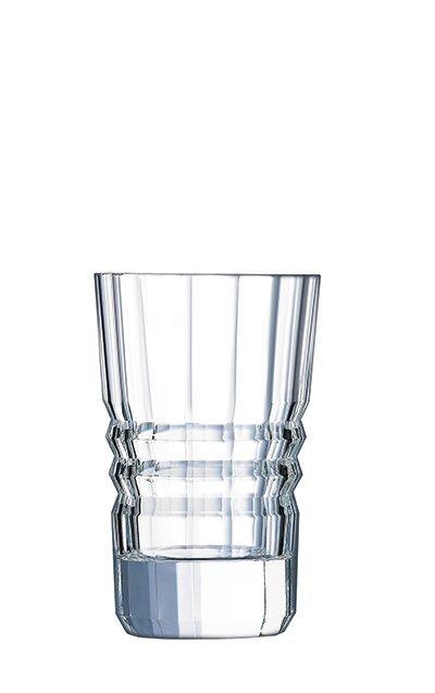 Купить Набор из 6 стопок 60мл Cristal d'Arques Architecte L6584