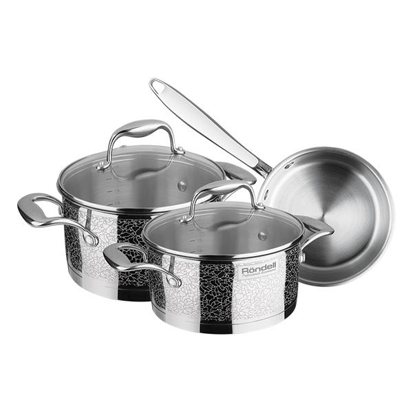 Набор посуды Rondell Vintage 6 предметов RDS-379