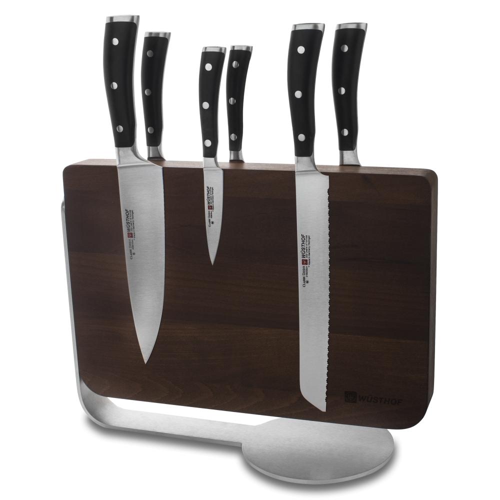 Купить Набор из 6 кухонных ножей и подставки WUSTHOF Classic Ikon арт. 9884