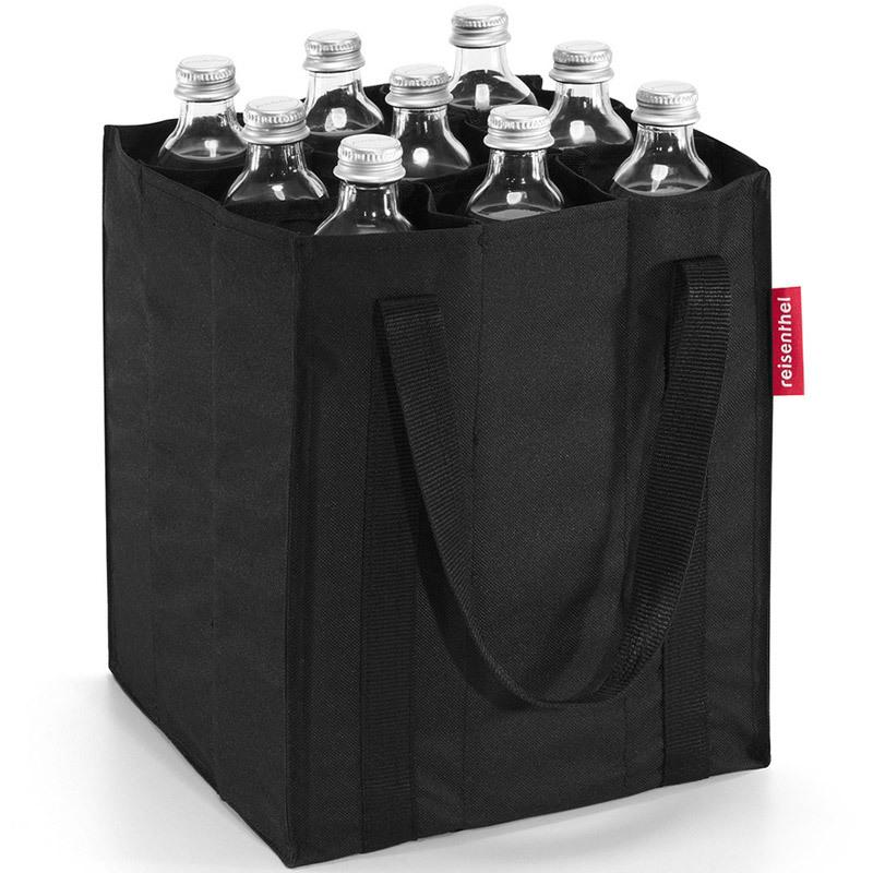 Сумка-органайзер для бутылок Reisenthel Bottlebag black ZJ7003