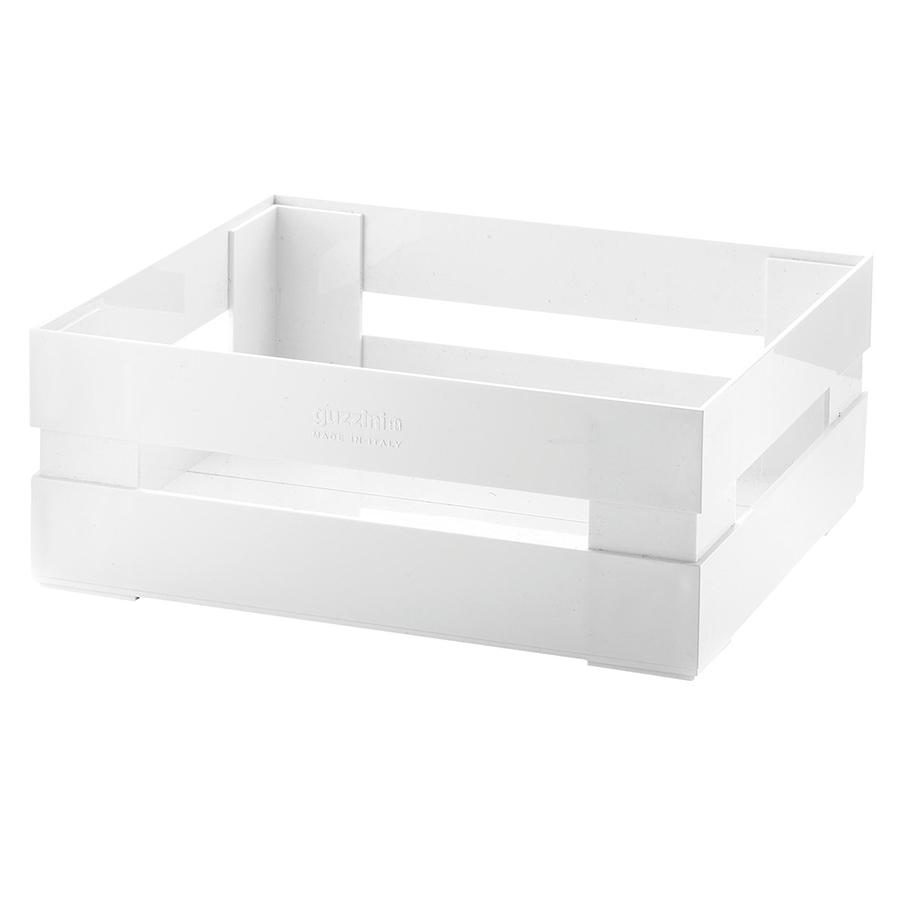 Купить Ящик для хранения Guzzini Tidy & Store L белый 16940011