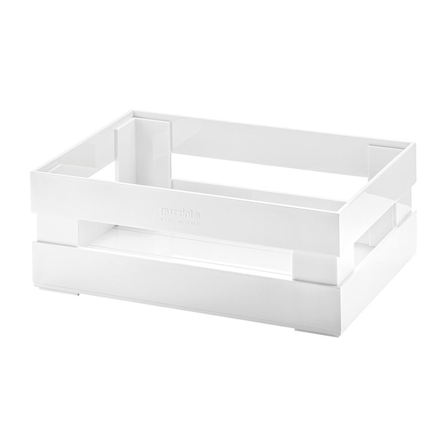 Купить Ящик для хранения Guzzini Tidy & Store S белый 16930011