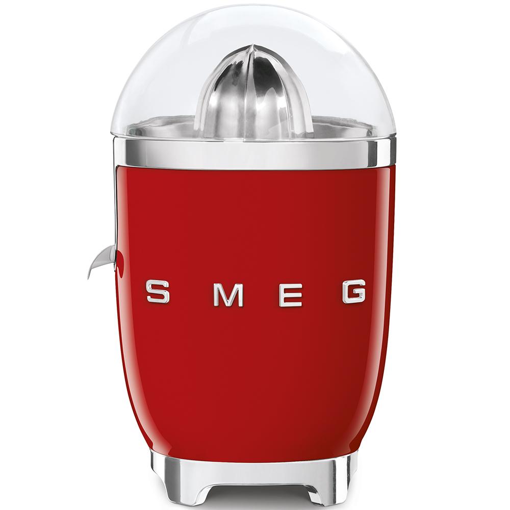 Соковыжималка для цитрусовых Smeg (Красный) CJF01RDEU