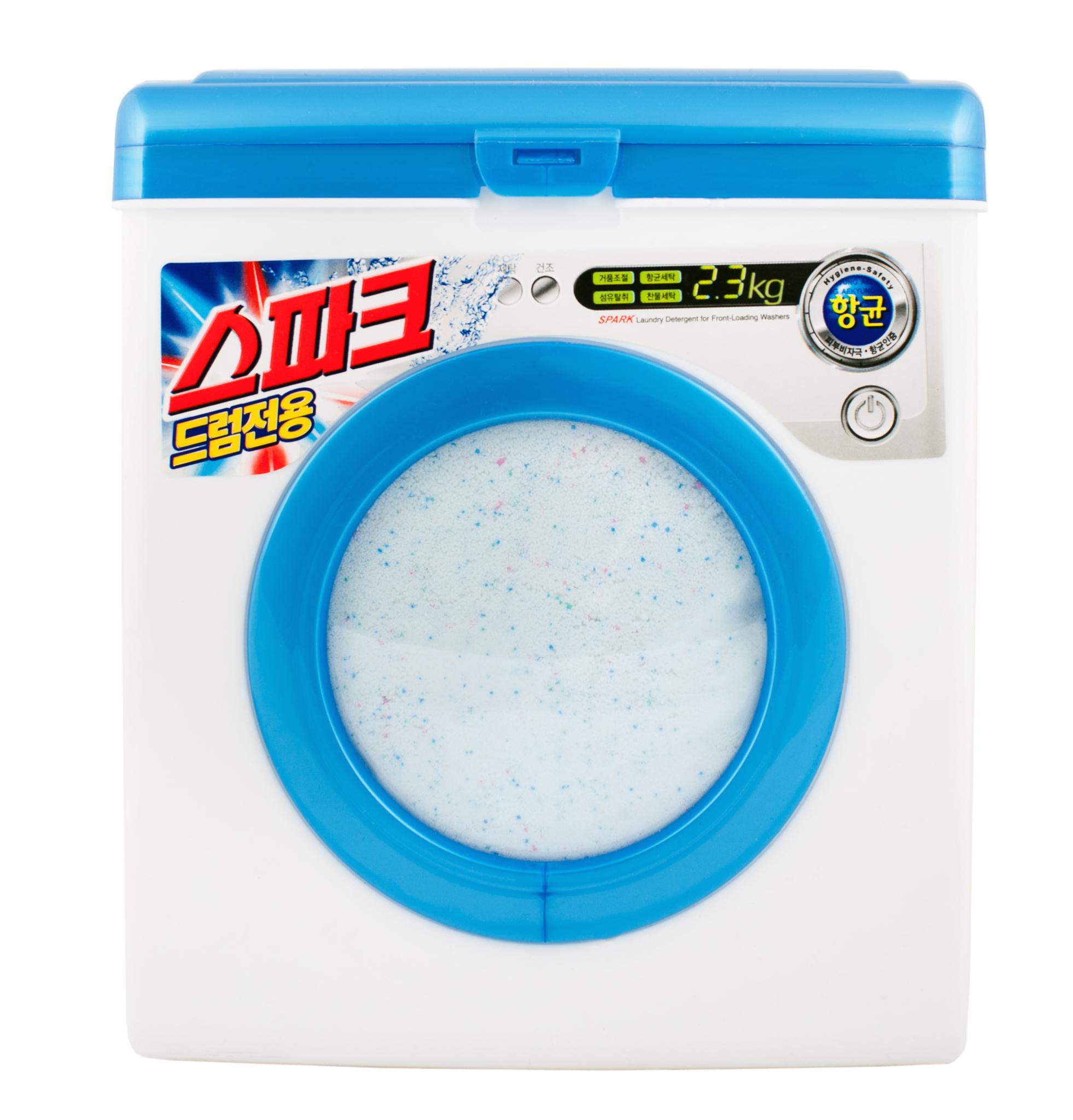 Купить Стиральный порошок Spark DRUM 2, 3кг (пластик уп.) 867853
