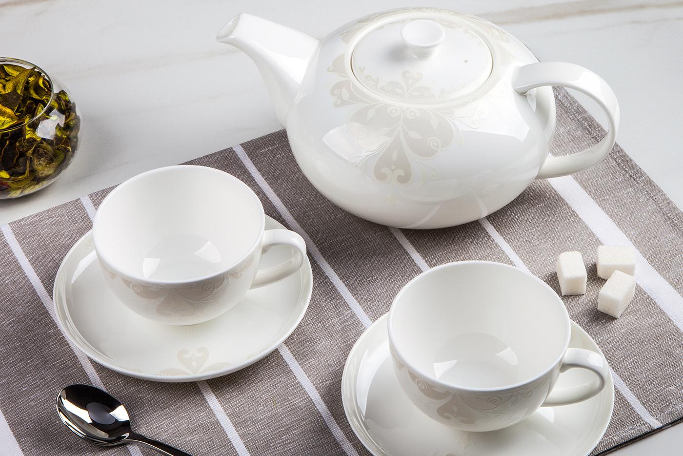 Чайный сервиз Royal Aurel Грация арт.147, 13 предметов