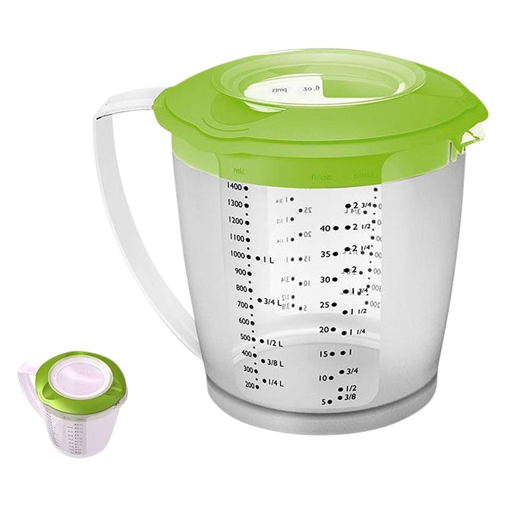 Кувшин для смешивания с крышками, 1,4 л., зеленый Westmark Baking арт. 3105227A