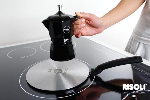 Адаптер Risoli Premium 26см для индукционной плиты 020080/26A00