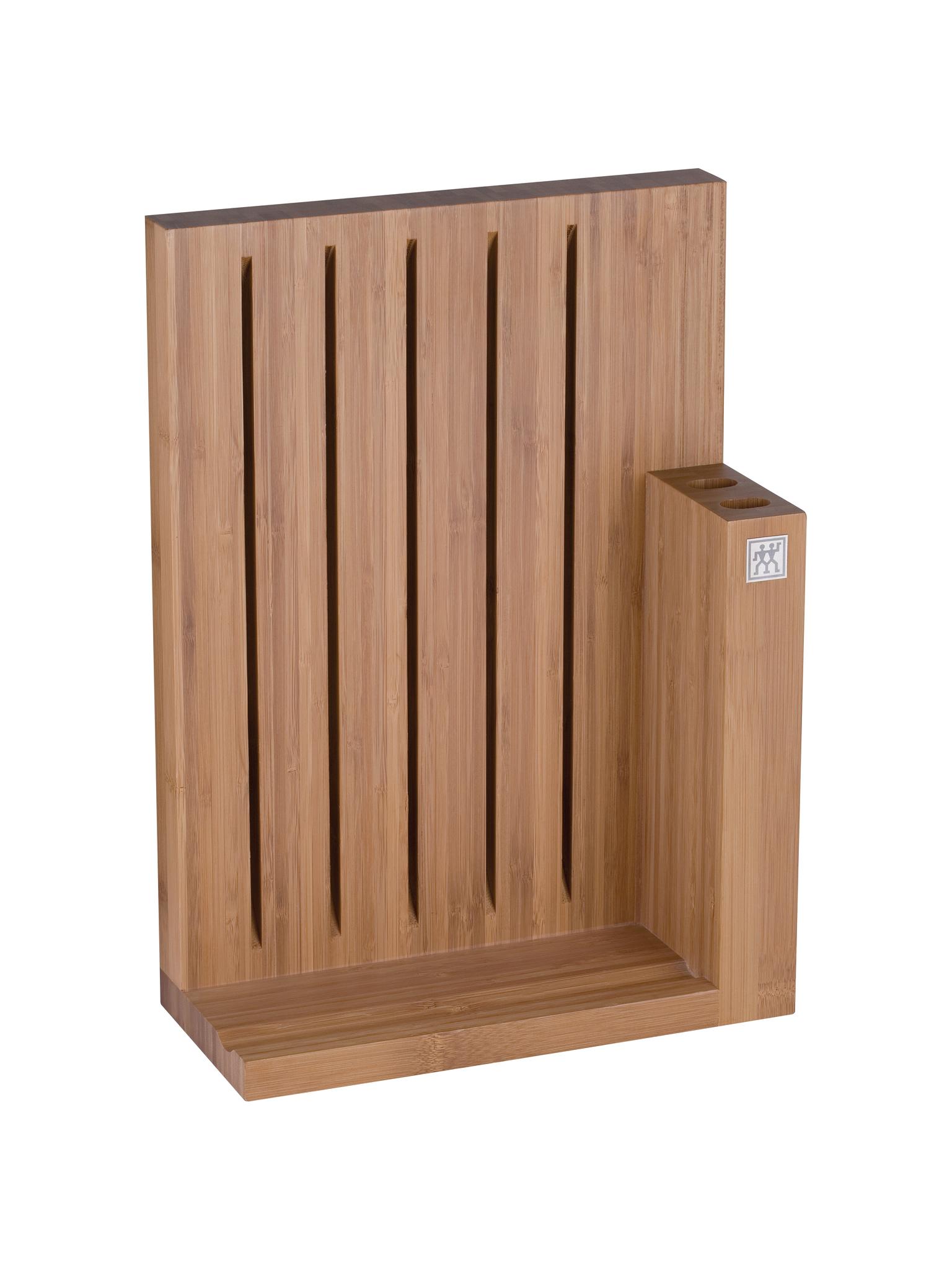 Подставка для ножей магнитная из бамбука Zwilling 35043-200