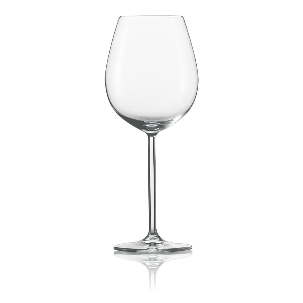 Купить Набор из 6 бокалов для воды / красного вина 612 мл SCHOTT ZWIESEL Diva арт. 104 096-6