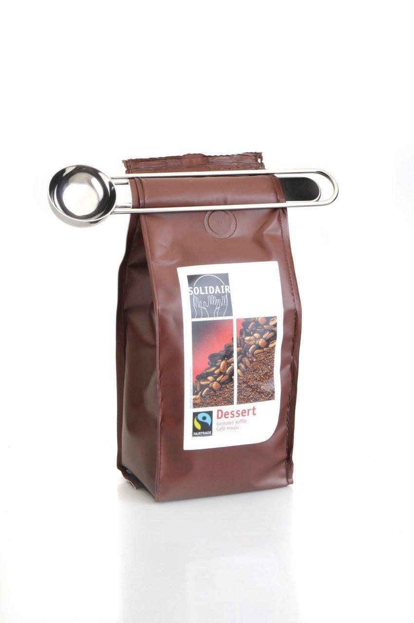 Ложка для кофе мерная с зажимом 17см Hotel BergHOFF 1207285