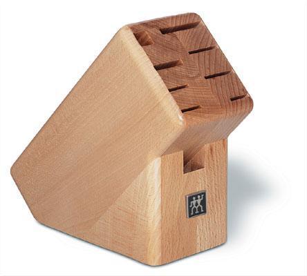 Купить Подставка для ножей, натуральное дерево, Zwilling 35008-100