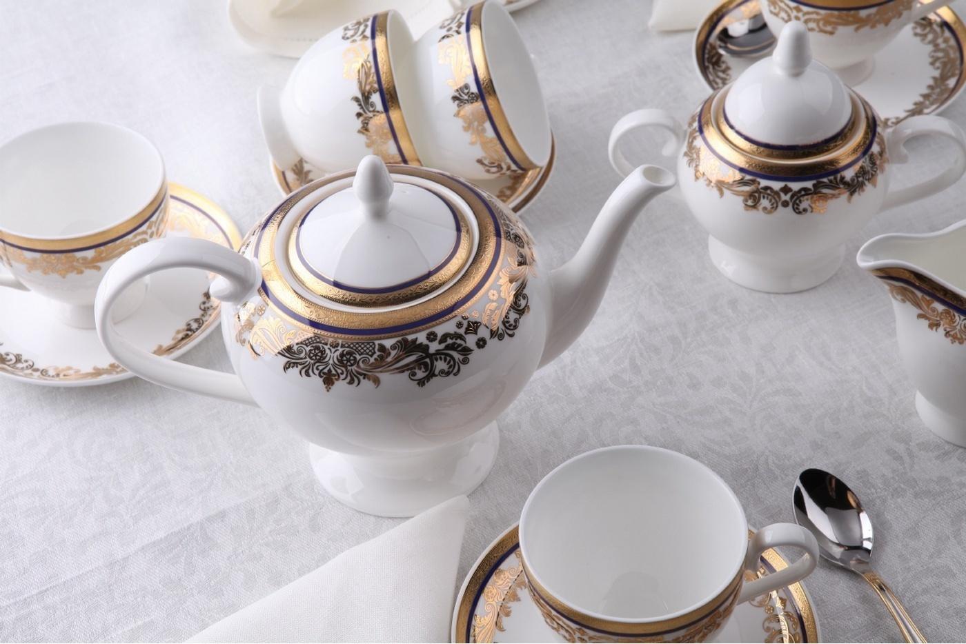 Чайный сервиз Royal Aurel Элит арт.121, 15 предметов