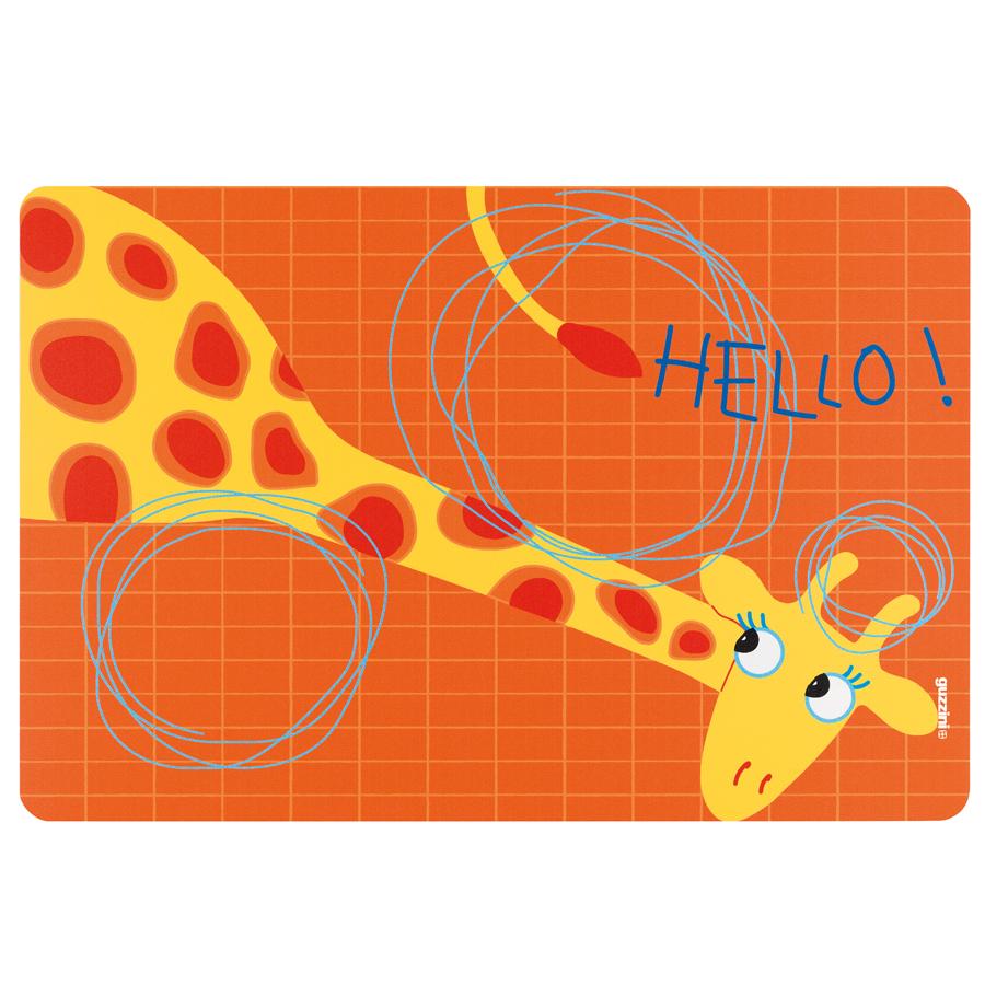 Купить Коврик сервировочный детский Hello жираф Guzzini 22606652G