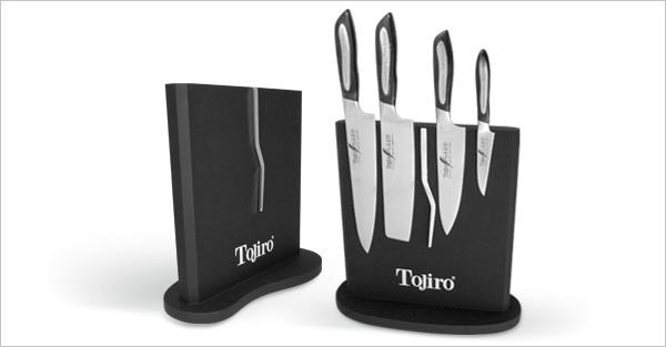 Магнитный стенд для стальных ножей Tojiro F-360