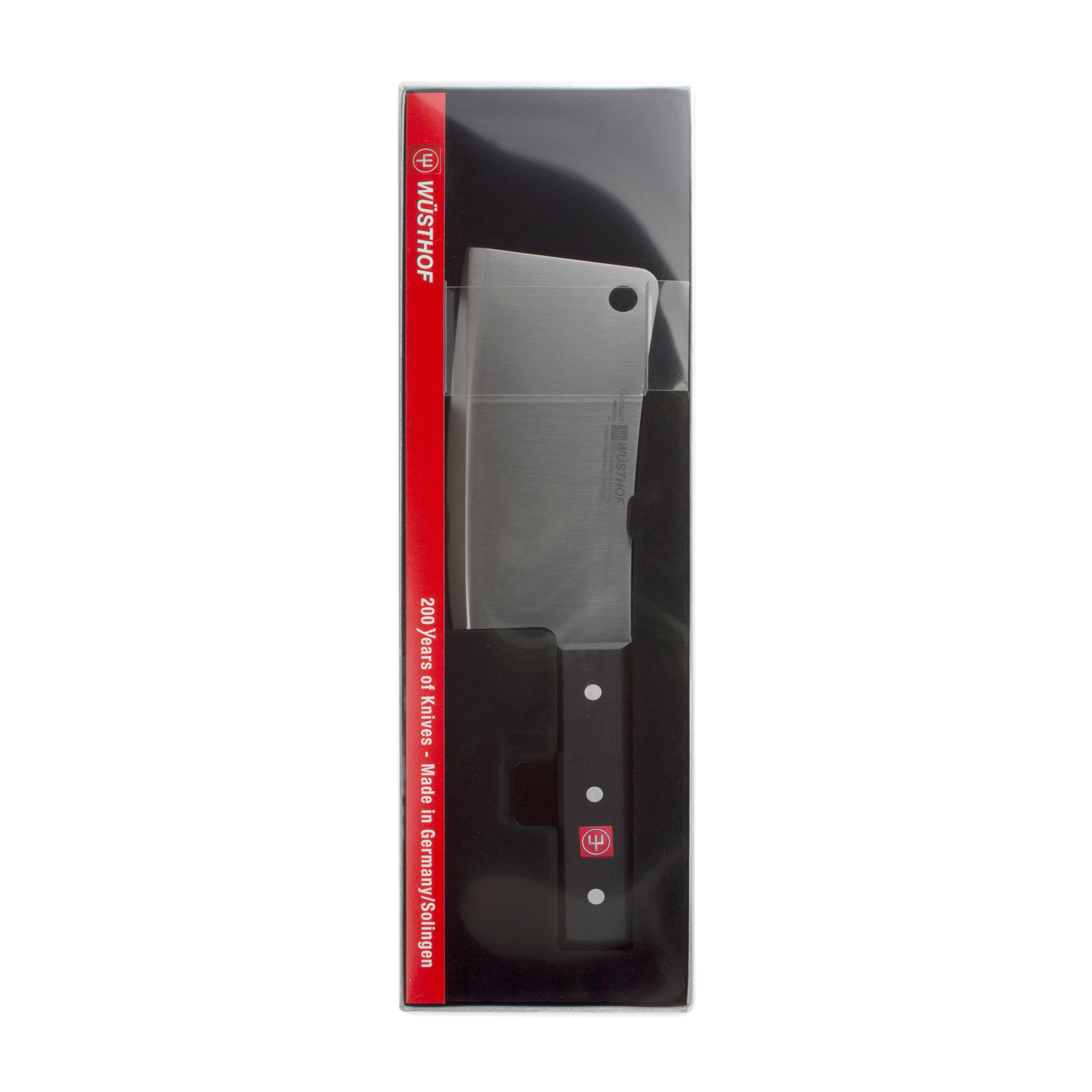 Кухонный топорик 16 см (460г) WUSTHOF Professional tools арт. 4680/16