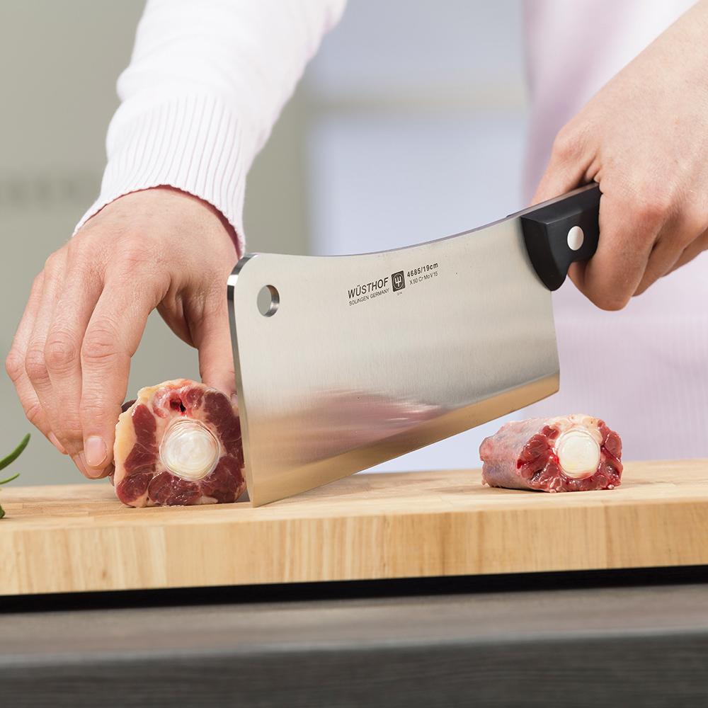 Кухонный топорик 19 см (810г) WUSTHOF Professional tools арт. 4685/19