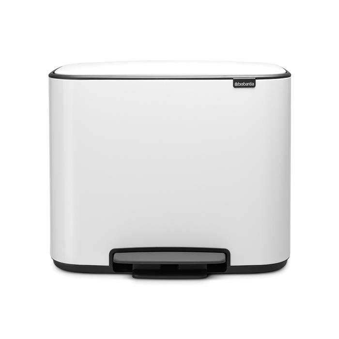 Мусорный бак Brabantia Touch Bin Bo (3 x 11 л) 121005
