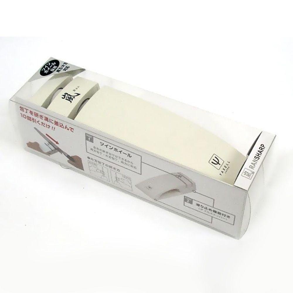 Точилка для ножей белая #400 YAXELL RAN арт. YA36021
