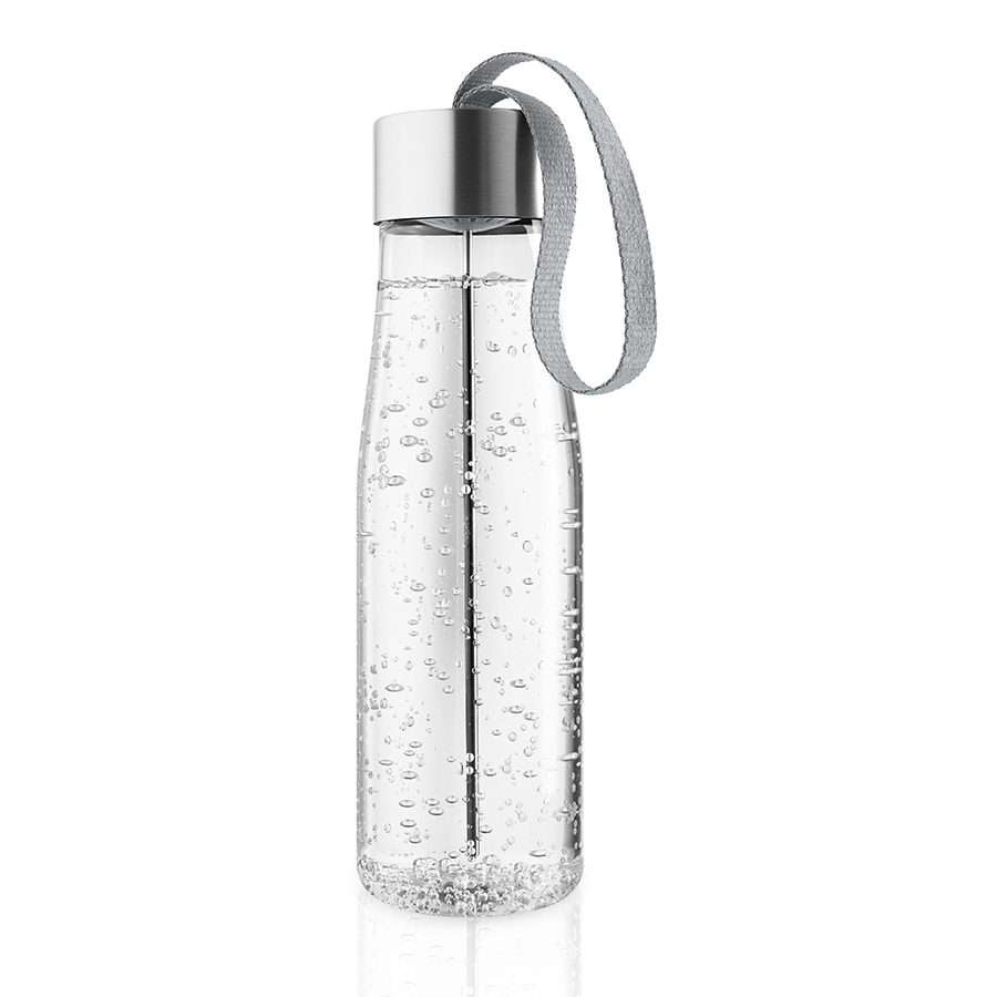 Купить Бутылка для воды MyFlavour 750 мл светло-серая Eva Solo 567501