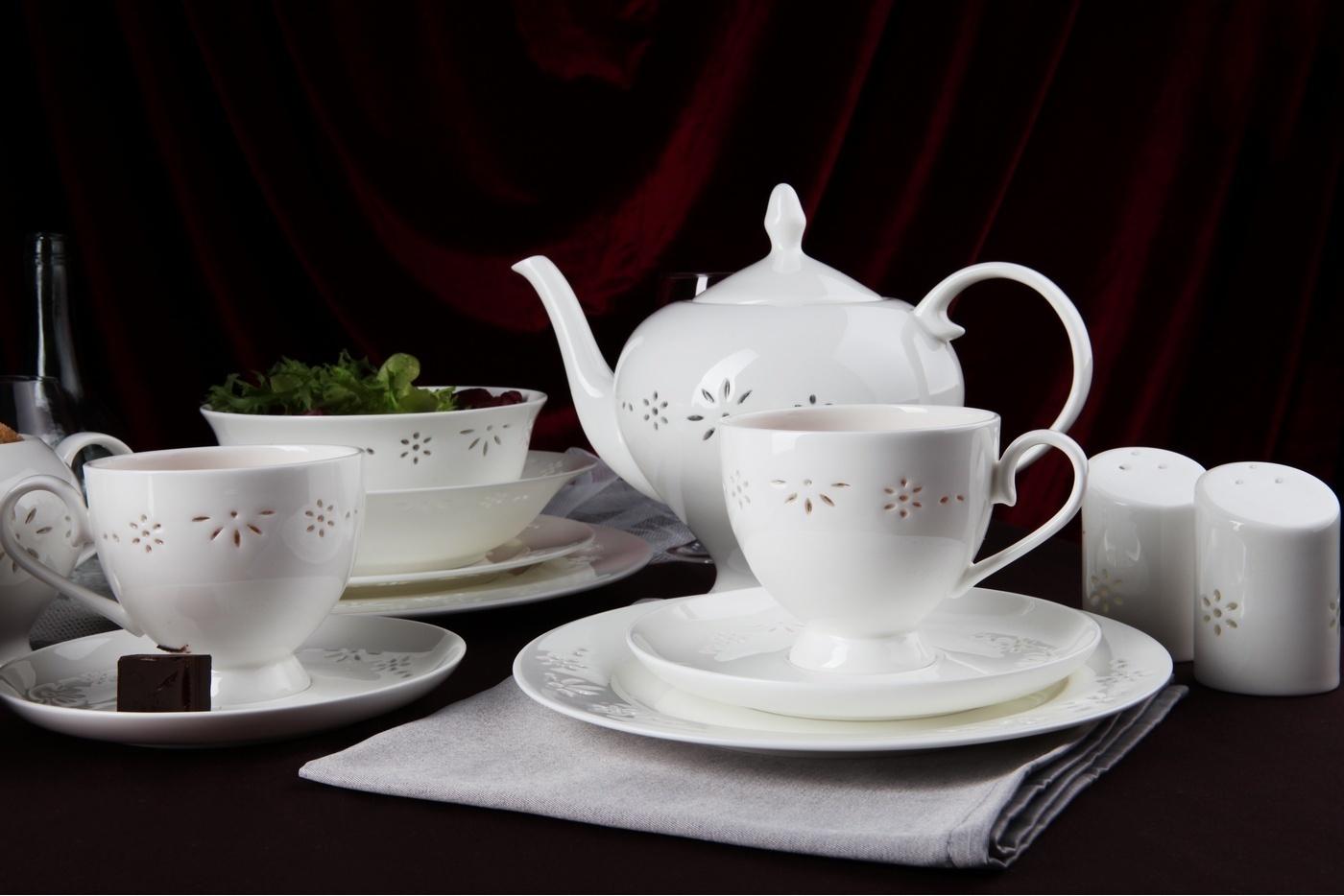 Чайный сервиз Royal Aurel Севилья арт.139, 15 предметов