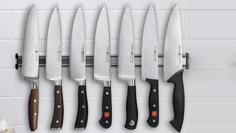 5 секретов правильного выбора кухонных ножей