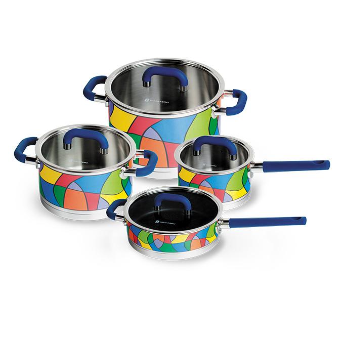 Купить <b>набор посуды для приготовления</b> пищи в интернет ...
