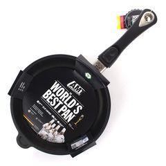 Сковорода 20 см съемная ручка AMT Frying Pans арт. AMT520