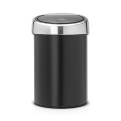 Ведро для мусора TOUCH BIN (3л) Brabantia 364440