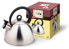Чайник со свистком 2,8л TECO TC-111