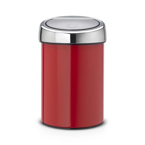 Ведро для мусора TOUCH BIN (3л) Brabantia 364426