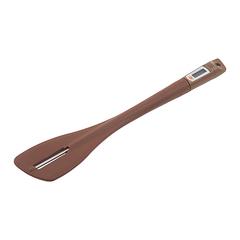 Лопатка силиконовая с термометром 32 х 7 см Silikomart 70.096.98.0062