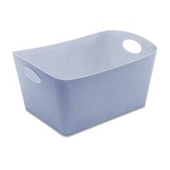 Контейнер для хранения BOXXX L Organic 15 л синий Koziol 5743671