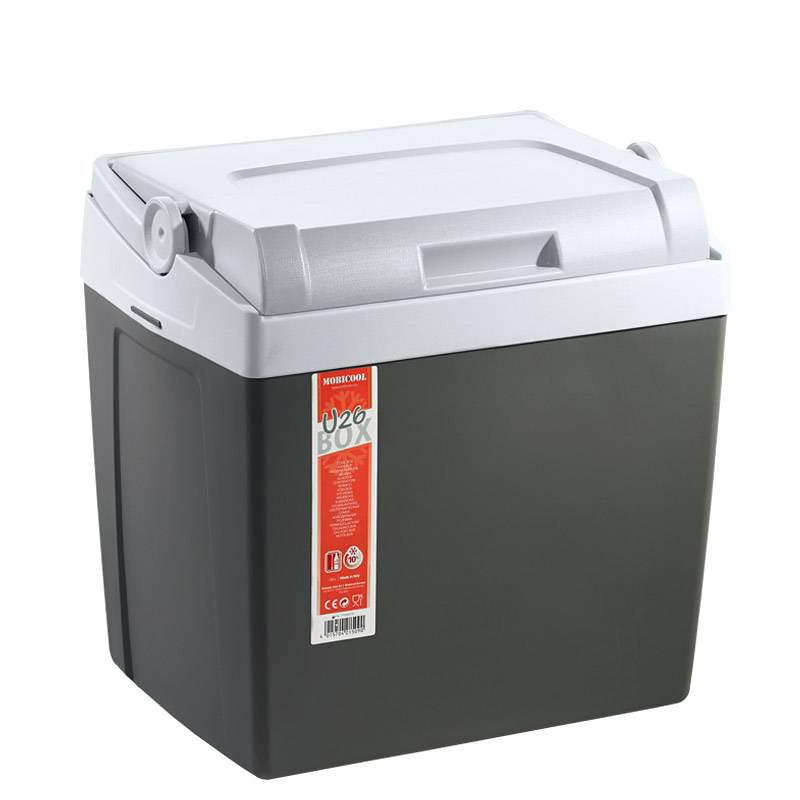 Изотермический контейнер (термобокс) MobiCool U26 EPS, 26л, ручка