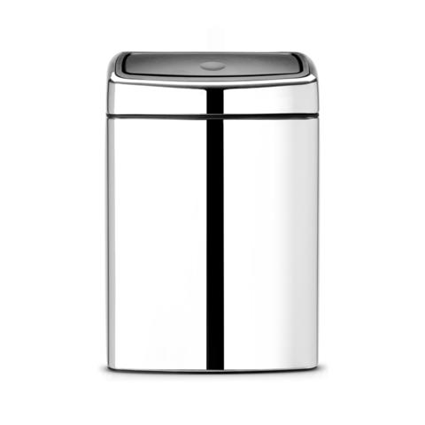 Ведро для мусора TOUCH BIN (10л) Brabantia 477201