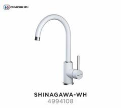 Смеситель для кухни OMOIKIRI Shinagawa-WH (4994108)