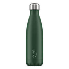 Термос Chilly's Bottles Matte 500 мл Green B500MAGRN