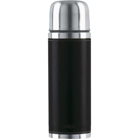 Термос Emsa Senator Class (0,7 литра) черная кожа 502435
