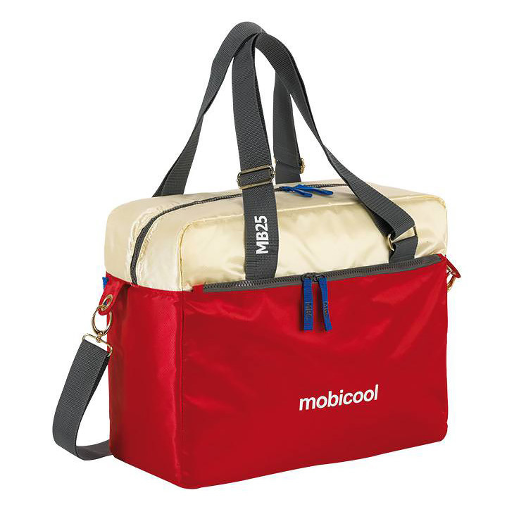 Сумка-холодильник (термосумка) MobiCool sail 25, 25L (красная)