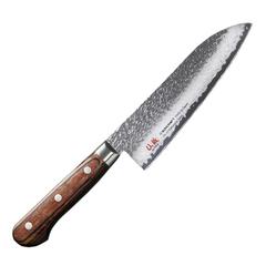 Нож кухонный Сантоку 16,7см (33 слоя) SUNCRAFT SENZO UNIVERSAL FT-01/E