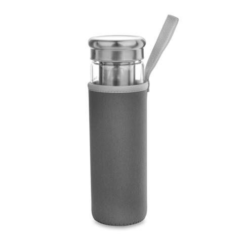 Термостакан со съемным фильтром для заваривания чая 500 мл IBILI Kristall арт. 624700